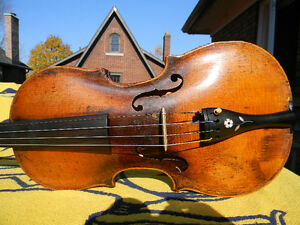 A rare Guadagnini violin. 4/4 size Kitchener / Waterloo Kitchener Area image 2
