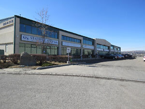 FOR LEASE Office/Showroom/Warehouse located by Deerfoot City