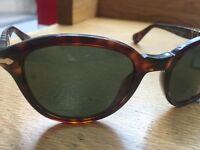 Persol Designer Sunglasses 3025S Havana