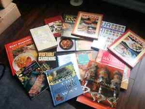 Lot of 16 cookbooks Oakville / Halton Region Toronto (GTA) image 1
