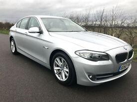 BMW 5 SERIES 3.0 530 DIESEL SE AUTO **PROFESSIONAL NAV**