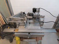 New Hermes 1:1 and 1:2 - 1:7 all in one Pantograph Engraver