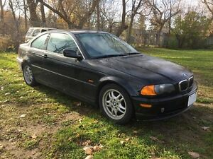 2001 BMW 3 SERIES 325CI * RWD * LEATHER * SUNROOF London Ontario image 8