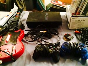 Playstation 2 & PS2 Slim Bundle $225