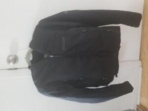 Manteau de moto femme. small Icon