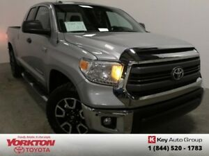 2014 Toyota Tundra SR5 Double Cab 4WD  - Back up camera - Traile