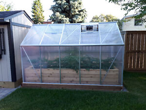Greenhouse Kits -- Get a jump on your fall garden.