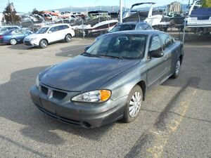 2003 Pontiac Grand Am GT Auto 4 Cyl 2.2L Runs Great Cold A/C