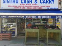 SINTHU CASH & CURRY FOR SALE IN SOUTHGATE , REF: LB270