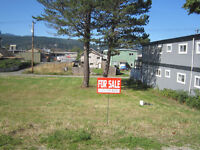 4 Level building lots in Port Alberni - GREAT PRICE