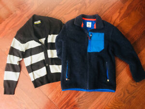 16 Items boys clothing size 6-8 plus free accessories