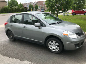 2007 NISSAN VERSA IN GREAT CONDITION!