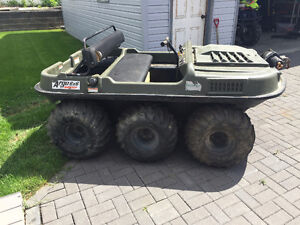 2001 Argo Bigfoot 6x6