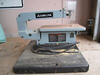 DELTA Scroll Saw for Sale