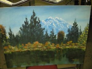 Vintage oil paintings by several artists REDUCED!!