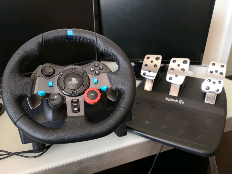 Logitech G29 Steering Wheel PS4/PC | in Forfar, Angus | Gumtree