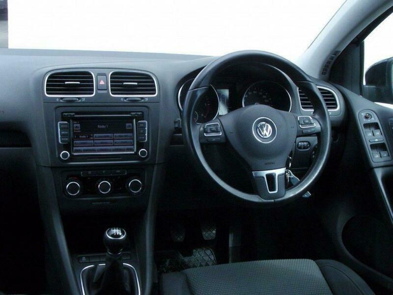 2012 Volkswagen Golf MATCH TDI Hatchback Diesel Manual