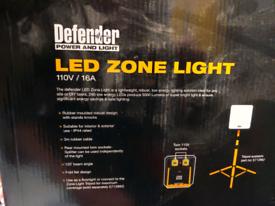 Defender led zone light