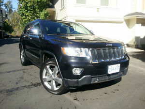 2013 Jeep Grand Cherokee Limited SUV, Crossover