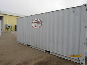 20' Used Repainted Sea/Cargo/Storage Container Kitchener / Waterloo Kitchener Area image 4