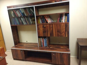 Wall Unit | Buy or Sell Bookcases & Shelves in Oshawa / Durham ...