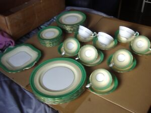 AYNSLEY CHINA (reduced price)