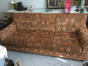 Retro Couch Set For Sale