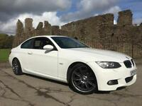 2009 BMW 320d M Sport Highline **FULL LEATHER - XENONS - FULL HISTORY**