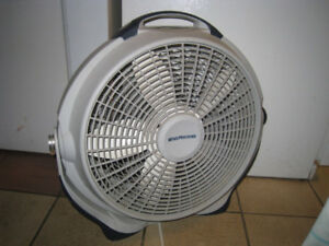 Used great working Lasko 20-Inch 3-speed Floor Swivel Fan