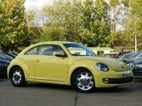 2012 Volkswagen Beetle 1.2 TSI Design DSG 3dr
