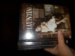 Discovery Channels A Haunting DVD Set