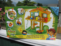 Diego's Talking Rescue Center By Fisher Price New In Box
