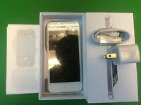 [SpeedJOBS] iPhone 5, 32G, Unlocked, BK/WH, 5S style BTN!