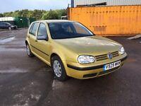 1999 VW Golf 1.6 Automatic Full MOT