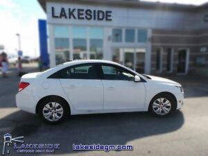 2013 Chevrolet Cruze LT Turbo  - one owner - local - trade-in -