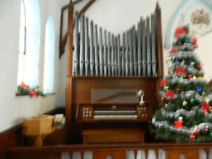 CHURCH ORGAN FOR SALE