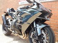 2018 KAWASAKI NINJA H2 NGF SUPERCHARGED SUPERBIKE MOTORCYCLE