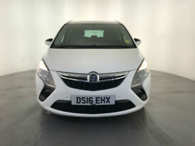 2016 VAUXHALL ZAFIRA TOURER SRI CDTI DIESEL 7 SEATS 1 OWNER FINANCE PX WELCOME