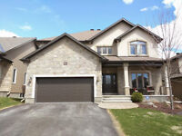 Stunning Home in Rockland - No Rear Neighbours
