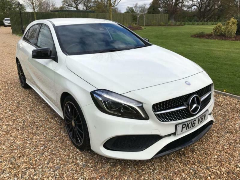 2016 16 mercedes benz a class 1 6 a 180 amg line premium 5d auto 121 bhp in dalston cumbria. Black Bedroom Furniture Sets. Home Design Ideas
