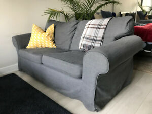 IKEA EKTORP Loveseat Sofa