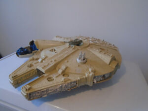 Vintage 1979 Star Wars Millennium Falcon Spaceship Kenner