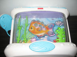 Fisher price under the sea mobile/remote London Ontario image 1