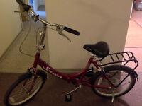 "Schwinn Tango 20"" Folding Hybrid Bike for $150"
