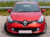 Renault Clio 0.9 TCe ( 90bhp ) Energy ( s/s ) 2013MY Expression +