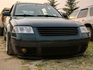 VW 03 Passat Wagon 1.8T~safetied