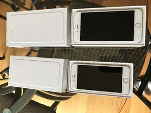 iPhone 6 plus - $545 and iPhone 6 - $445 both 64GB