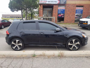 2015 Volkswagen Golf TSi - Bluetooth! GTI wheels! WE PAY HST!