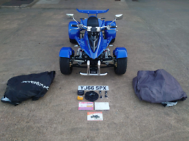SPY RACING F1 350CC QUAD BIKE