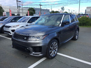 2018 Range Rover Dynamic  Lease take over